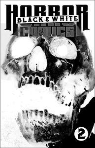 [Horror Comics: Black & White #2 (Product Image)]