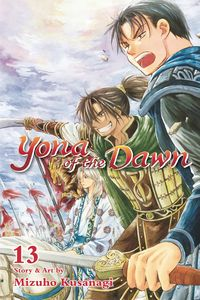 [Yona Of The Dawn: Volume 13 (Product Image)]