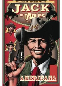 [Jack Of Fables: Volume 4: Americana (Titan Edition) (Product Image)]