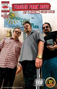 [Trailer Park Boys Get A F#Ing Comic Book #1 (Cover A Herrera) (Product Image)]