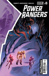[Power Rangers #8 (Cover A Scalera) (Product Image)]