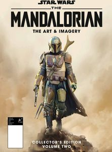 [Star Wars: The Mandalorian: Art & Imagery Collector's Edition Magazine #2 (Previews Exclusive Edition) (Product Image)]