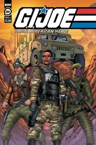 [GI Joe: A Real American Hero #281 (Cover A Andrew Griffith) (Product Image)]