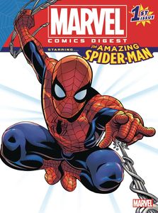 [Marvel Comics Digest #1 (Amazing Spider-Man) (Product Image)]