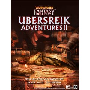 [Warhammer: Fantasy Role-Play: Ubersreik Adventures 2 (Product Image)]