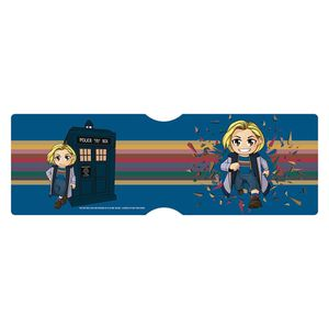 [Doctor Who: 13th Doctor: Travel Pass Holder: Rainbow (Product Image)]