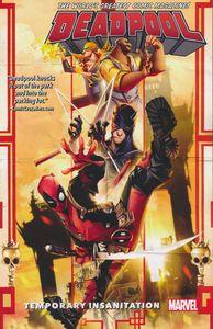 [Deadpool: World's Greatest: Volume 4: Temporary Insanitation (Product Image)]