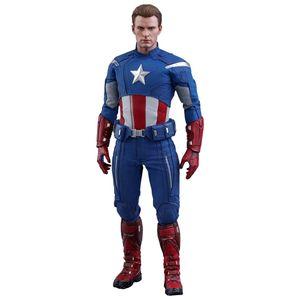 [Avengers: Endgame: Hot Toys Action Figure: Captain America (2012) (Product Image)]