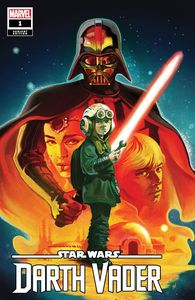 [Star Wars: Darth Vader #1 (Del Mundo Variant) (Product Image)]
