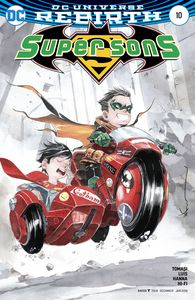 [Super Sons #10 (Variant Edition) (Product Image)]