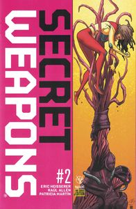 [Secret Weapons #2 (Pre-Order Edition Variant) (Product Image)]