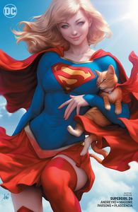 [Supergirl #26 (Artgerm Variant Edition) (Product Image)]