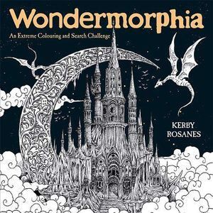 [Wondermorphia An Extreme Colouring And Search Challenge (Product Image)]