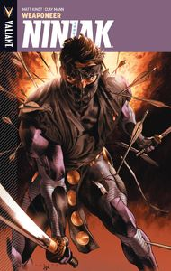 [Ninjak Volume 1: Weaponeer (Product Image)]