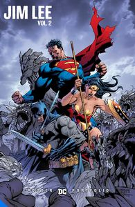[DC: Poster Portfolio: Jim Lee: Volume 2 (Product Image)]