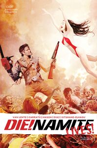 [Die!Namite: Lives #1 (Suydam Non Zombie Variant) (Product Image)]