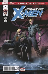 [Astonishing X-Men #7 (2nd Printing Deodato Variant) (Legacy) (Product Image)]