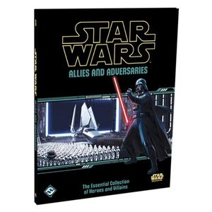 [Star Wars: RPG Rulebook: Allies & Adversaries (Product Image)]