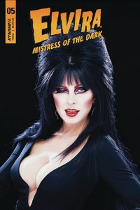 [Elvira: Mistress Of Dark #5 (Cover D Photo Sub Variant) (Product Image)]