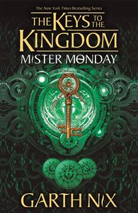 [Keys To The Kingdom: Book 1: Mister Monday (Product Image)]
