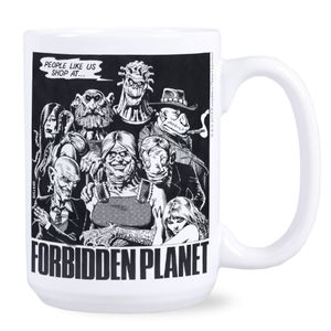 [Forbidden Planet: Large Mug: People Like Us (Product Image)]