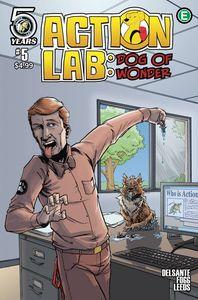 [Dog Of Wonder #5 (Cover B Peteranetz) (Product Image)]