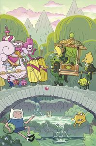 [Adventure Time #66 (Product Image)]