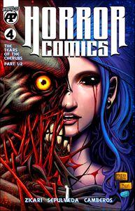 [Horror Comics #4 (Product Image)]