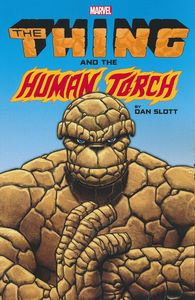 [Thing & Human Torch: By Dan Slott (Product Image)]