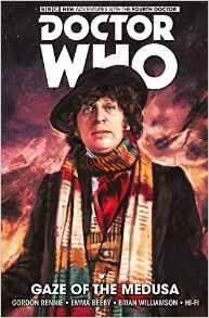 [Doctor Who: 4th Doctor: Volume 1: Gaze Of The Medusa (Product Image)]