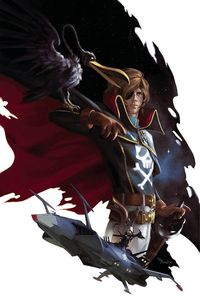 [Space Pirate: Captain Harlock #1 (Cover E Mercado) (Product Image)]