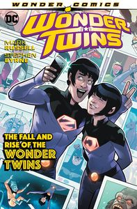 [Wonder Twins: Volume 2: Fall & Rise Of The Wonder Twins (Product Image)]