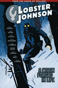 [Lobster Johnson: Volume 6: Chain Forged In Life (Product Image)]