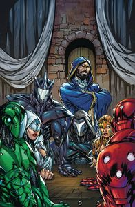[Grimm Fairy Tales: 2019 Annual #1 (Cover D Richardson) (Product Image)]