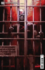 [Suicide Squad #4 (Gerald Parel Cardstock Variant) (Product Image)]