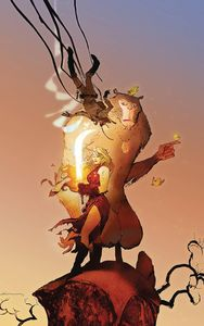 [Ether: Copper Golems #2 (Variant Pope Cover) (Product Image)]