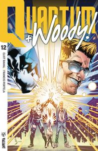 [Quantum & Woody (2017) #12 (Cover B - Ultra Foil Shaw) (Product Image)]