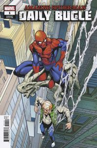 [Amazing Spider-Man: Daily Bugle #1 (Lubera Variant) (Product Image)]
