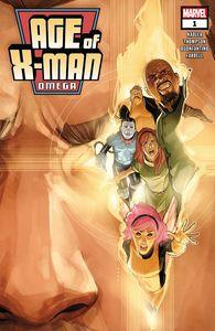 [Age Of X-Man: Omega #1 #1 (Product Image)]