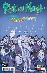 [Rick & Morty Presents: Jerryboree #1 (Cover A Allnatt) (Product Image)]