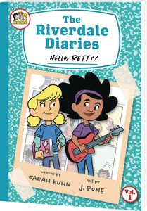 [The Riverdale Diaries: Volume 1: Hello Betty (Product Image)]
