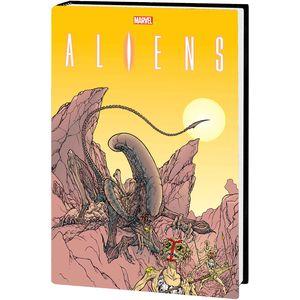 [Aliens: Original Years: Omnibus: Volume 2 (Mendoza DM Variant Hardcover) (Product Image)]