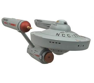 [Star Trek: The Original Series: Minimate Vehicle: Mirror Mirror Enterprise (Product Image)]