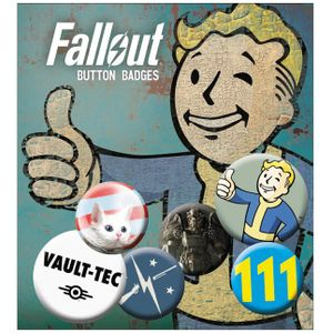 [Fallout 4: Badges: Pack 1 (Product Image)]