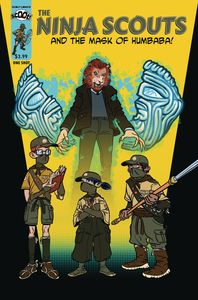 [Ninja Scouts #1 (Product Image)]