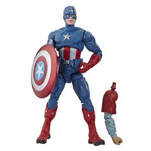 [Avengers: Endgame: Marvel Legends Action Figure: Captain America (Product Image)]