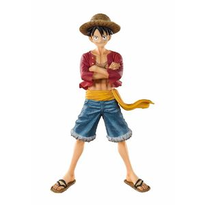 [One Piece: Figarts Zero Statue: Staw Hat Luffy (Product Image)]