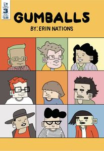 [Gumballs #3 (Cover B Nations) (Product Image)]