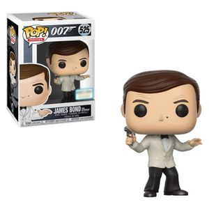 [James Bond: Pop! Vinyl Figure: White Tux (Roger Moore) (Product Image)]