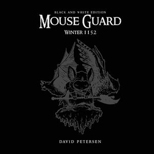 [Mouse Guard: Winter 1152 (Limited Edition Black & White Hardcover) (Product Image)]